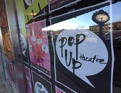Pop Up Theater – Pride and Pejudice